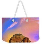 Sedona Glow Weekender Tote Bag