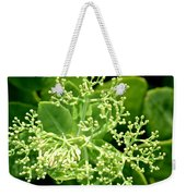 Sedum Droplets Weekender Tote Bag