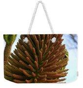Seed Cone  Weekender Tote Bag by Aidan Moran