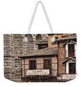 Segovia Spain Weekender Tote Bag