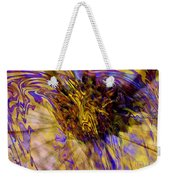 Seize The Day - Abstract Art Weekender Tote Bag