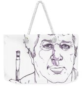Self Portrait Number 3 Weekender Tote Bag