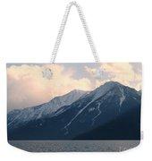 Selkirk Mountains Weekender Tote Bag