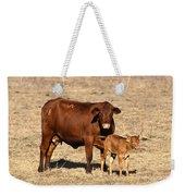 Senopol Surrogate With Calf Weekender Tote Bag by Science Source