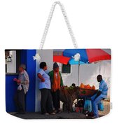 Senor Papaya Weekender Tote Bag