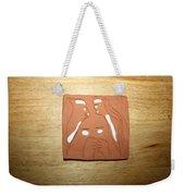 Sentiment 1 - Tile Weekender Tote Bag