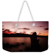 Sentinel Of Mono Lake Weekender Tote Bag