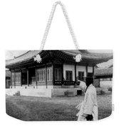 Seoul Korea - Imperial Palace - C 1904 Weekender Tote Bag