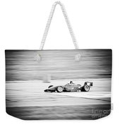 Sepia Racing Weekender Tote Bag by Darcy Michaelchuk
