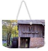 September's Grist Mill Weekender Tote Bag