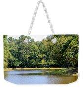 Serene Lake In September Weekender Tote Bag