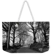 Serene Winding Country Road Weekender Tote Bag