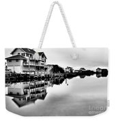 Serenity On The Sound Weekender Tote Bag