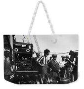Sergei Eisenstein (1898-1948) Weekender Tote Bag