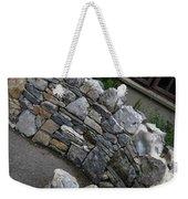 Serpent Wall Weekender Tote Bag