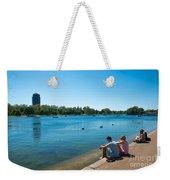 Serpentine Hyde Park Weekender Tote Bag