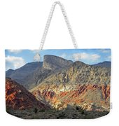 Setting Desert Sun Weekender Tote Bag