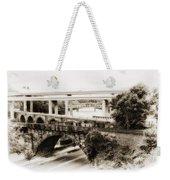 Seven Bridges View Weekender Tote Bag