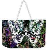 Seven Butterflies Weekender Tote Bag
