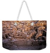 Seven Civilizations Weekender Tote Bag by First Star Art