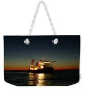 Seven Navica Just Before Dawn Weekender Tote Bag