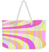 Seventies Swirls Weekender Tote Bag