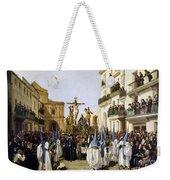 Seville: Good Friday, 1862 Weekender Tote Bag