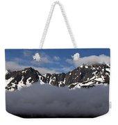 Seward Mountain Range Weekender Tote Bag