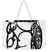 Sewing Machine Weekender Tote Bag