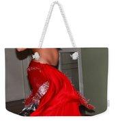 Sexy Belly Dancer Weekender Tote Bag