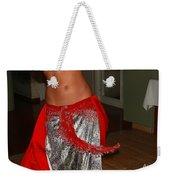 Sexy Dancer Weekender Tote Bag