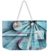 Shades Of Fibonacci Weekender Tote Bag