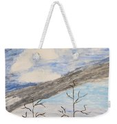 Shades Of Nature Weekender Tote Bag