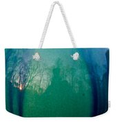 Shadows In The Eye Of The Sunset Weekender Tote Bag
