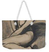 Shadows On The Sand1 - Nudes Gallery Weekender Tote Bag