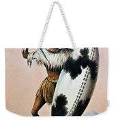 Shaka Zulu (c1787-1828) Weekender Tote Bag