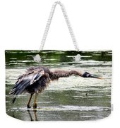 Shake It Off Weekender Tote Bag