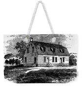 Shaker Church, 1875 Weekender Tote Bag