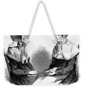 Shaker Women, 1875 Weekender Tote Bag