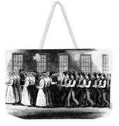 Shaker Worship Weekender Tote Bag