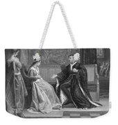 Shakespeare: King Henry V Weekender Tote Bag