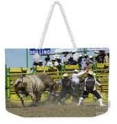 Rodeo Shaking It Up Weekender Tote Bag