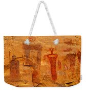 Shamans Of The Rock Weekender Tote Bag