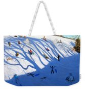 Shandows On A Hill Monyash Weekender Tote Bag