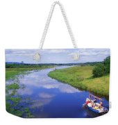 Shannon-erne Waterway Weekender Tote Bag
