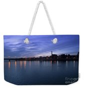 Shannon River Estuary At Limerick Weekender Tote Bag