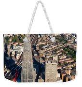 Shard London Aerial View Weekender Tote Bag