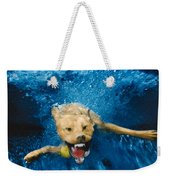 Shark Attack Weekender Tote Bag