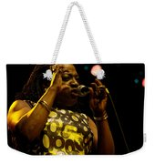 Sharon Jones Weekender Tote Bag