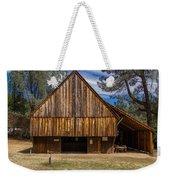 Shasta Barn Weekender Tote Bag